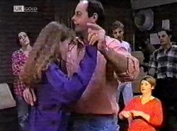 Debbie Martin, Philip Martin in Neighbours Episode 2174