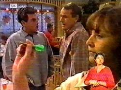 Mark Gottlieb, Doug Willis, Pam Willis in Neighbours Episode 2175