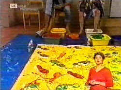 Dave Gottlieb, Helen Daniels in Neighbours Episode 2175