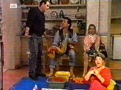 Philip Martin, Dave Gottlieb, Helen Daniels in Neighbours Episode 2175