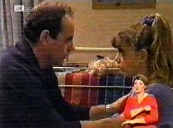 Philip Martin, Hannah Martin in Neighbours Episode 2175