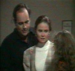 Philip Martin, Julie Martin, Debbie Martin in Neighbours Episode 2176