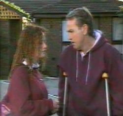 Cody Willis, Doug Willis in Neighbours Episode 2176