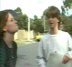 Cody Willis, Brett Stark in Neighbours Episode 2176