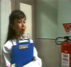 Dr Sung in Neighbours Episode 2176
