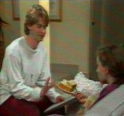 Brett Stark, Debbie Martin in Neighbours Episode 2176