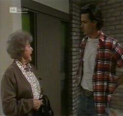 Marlene Kratz, Sam Kratz in Neighbours Episode 2188