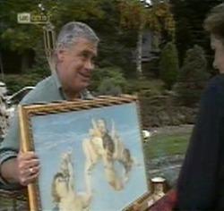 Lou Carpenter in Neighbours Episode 2188