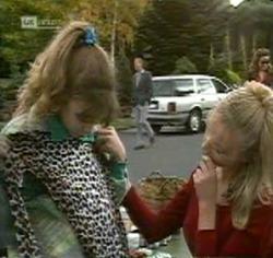 Hannah Martin, Annalise Hartman in Neighbours Episode 2188