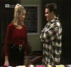 Annalise Hartman, Mark Gottlieb in Neighbours Episode 2189