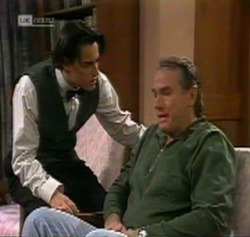 Rick Alessi, Doug Willis in Neighbours Episode 2189