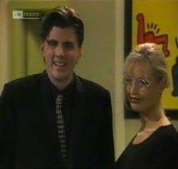 Elliot Patterson, Annalise Hartman in Neighbours Episode 2189