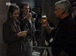 in Neighbours Episode 2191