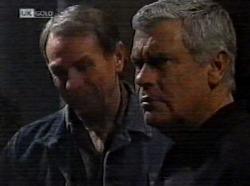 Doug Willis, Lou Carpenter in Neighbours Episode 2191