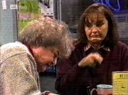Marlene Kratz, Pam Willis in Neighbours Episode 2191