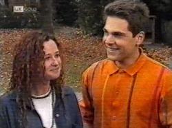 Cody Willis, Mark Gottlieb in Neighbours Episode 2191
