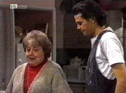 Marlene Kratz, Sam Kratz in Neighbours Episode 2192