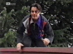Rick Alessi in Neighbours Episode 2192