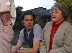 Sam Kratz, Marlene Kratz in Neighbours Episode 2192