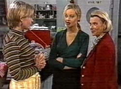 Danni Stark, Annalise Hartman, Helen Daniels in Neighbours Episode 2192