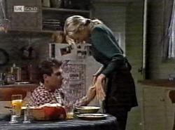 Mark Gottlieb, Annalise Hartman in Neighbours Episode 2192