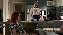 Nicolette Stone, Chloe Brennan in Neighbours Episode 8593