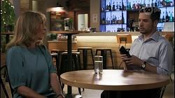 Jane Harris, Curtis Perkins in Neighbours Episode 8593