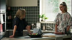 Jane Harris, Chloe Brennan in Neighbours Episode 8594