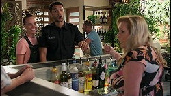 Bea Nilsson, Levi Canning, Sheila Canning in Neighbours Episode 8594