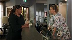 Sheila Canning 2, Chloe Brennan in Neighbours Episode 8594