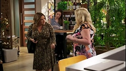 Terese Willis, Sheila Canning in Neighbours Episode 8594