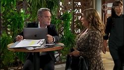 Paul Robinson, Terese Willis in Neighbours Episode 8594