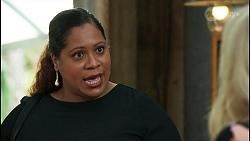 Sheila Canning 2, Sheila Canning in Neighbours Episode 8594