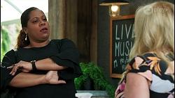 Sheila Canning 2, Sheila Canning in Neighbours Episode 8595
