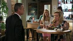 Paul Robinson, Roxy Willis, Sheila Canning in Neighbours Episode 8595