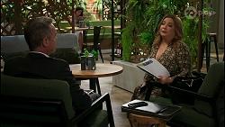 Paul Robinson, Terese Willis in Neighbours Episode 8595