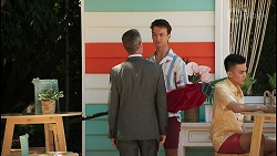 Paul Robinson, Jesse Porter in Neighbours Episode 8596