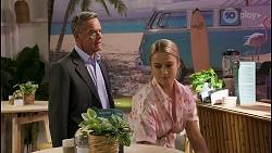 Paul Robinson, Roxy Willis in Neighbours Episode 8596