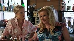 Roxy Willis, Sheila Canning in Neighbours Episode 8596