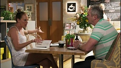 Bea Nilsson, Karl Kennedy in Neighbours Episode 8596