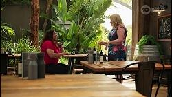 Sheila Canning 2, Sheila Canning in Neighbours Episode 8596