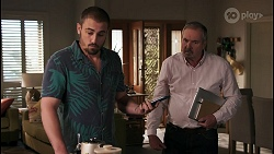 Kyle Canning, Karl Kennedy in Neighbours Episode 8612
