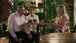 Karl Kennedy, Susan Kennedy, Sheila Canning in Neighbours Episode 8612