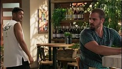 Levi Canning, Kyle Canning in Neighbours Episode 8612
