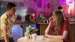 Hendrix Greyson, Mackenzie Hargreaves in Neighbours Episode 8612