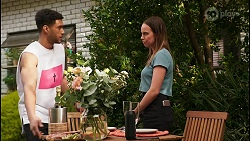 Levi Canning, Bea Nilsson in Neighbours Episode 8613
