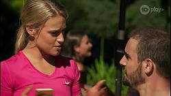 Roxy Willis, Kyle Canning in Neighbours Episode 8613
