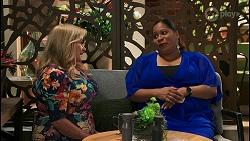 Sheila Canning, Sheila Canning 2 in Neighbours Episode 8613