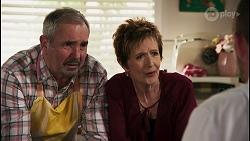 Karl Kennedy, Susan Kennedy, Toadie Rebecchi in Neighbours Episode 8614