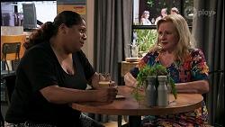 Sheila Canning 2, Sheila Canning in Neighbours Episode 8614